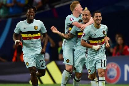 Belgia Berhasil Menekuk Skuad Hungaria Dengan Kemenangan 4-0 !