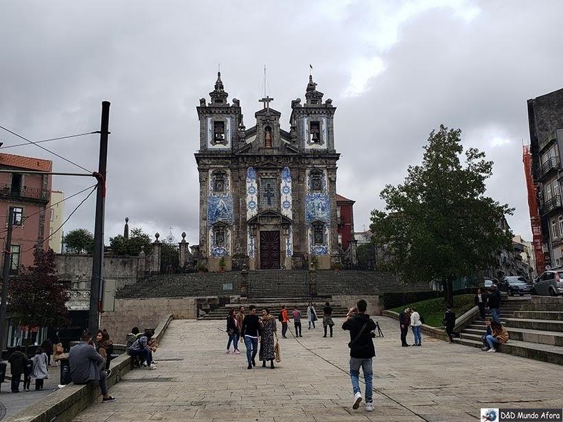 Igreja de Santo Ildefonso - O que fazer no Porto, Portugal