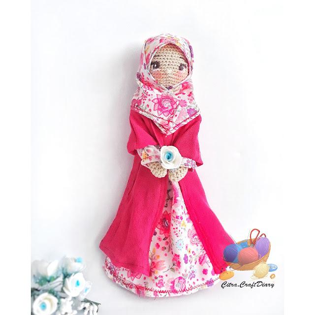 Amigurumi Muslim Doll. #amigurumi #tesetturamigurumi #muslimgirlamigurumi #muslimdoll #hijabamigurumi #hijabdoll