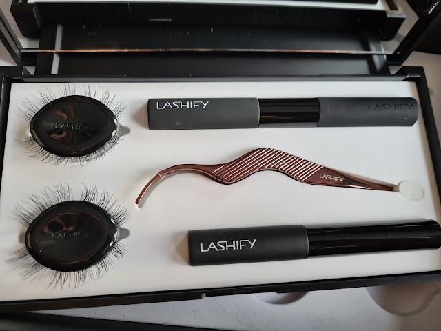 Lashify Control kit review lashify dupes