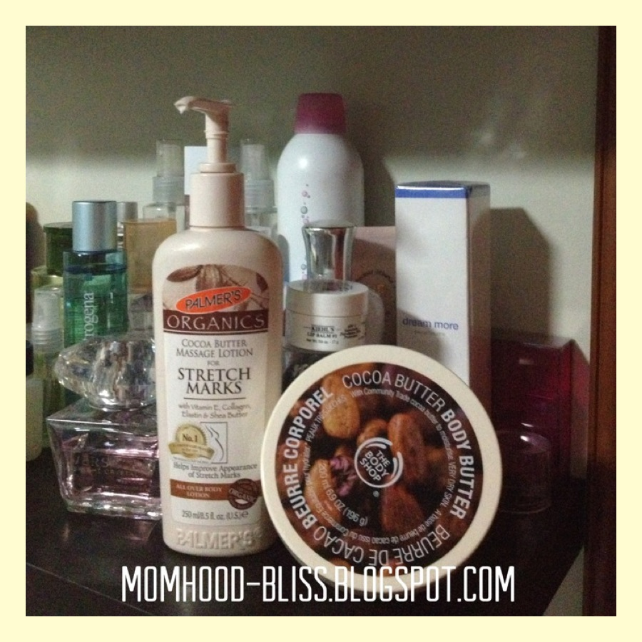 Momhood Bliss Review Palmer S Cocoa Butter Lotion And The Body