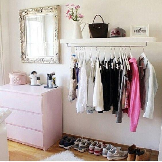 15 consigli per tenere in ordine la camera da letto home - Crea la tua camera da letto ...