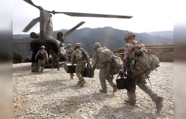Jorge Elías Castro Fernández explicó cómo se produjo la retirada de Estados Unidos de Afganistán