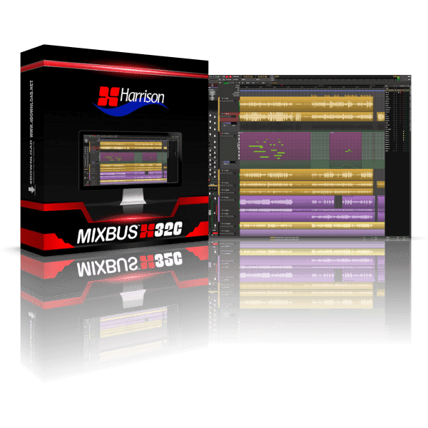 Harrison Mixbus 32C v5.3.2.2 Full version