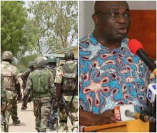 Nigerian Army agrees to withdraw soldiers from Aba, Umuahia