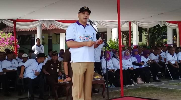 Bupati Tangerang Hadiri Deklarasi Gerakan Sekolah Menyenangkan