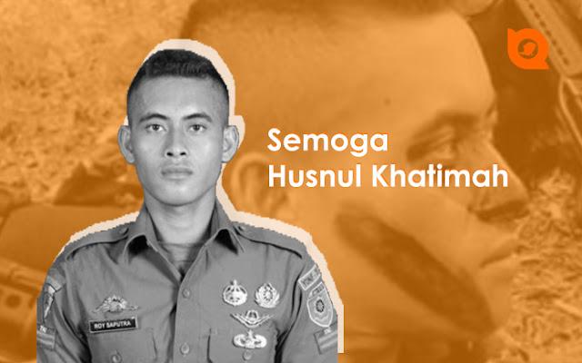 Bringas! Lagi-Lagi TNI Asal Lombok Gugur Ditembak KKB Papua