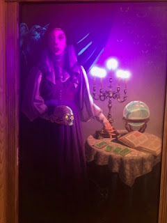 Madame Leota Mortal State Portrait