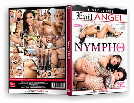 CAPA DVD – Nympho Girls xxx 2019 – ISO