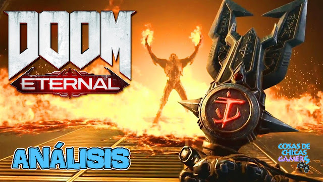 Análisis de DOOM Eternal para PC (Steam)
