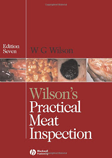 Wilson's Practical Meat Inspection 7th Edition