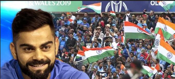 भारत-इंग्लैंड टेस्ट सीरीज़ के लिए स्टेडियमों में प्रशंसकों की वापसी पर बहुत ज्यादा खुश हूँ -  विराट कोहली