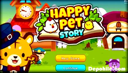 Happy Pet Story v2.2.3 Oyunu Sınırsız Para Hileli Apk İndir 2020
