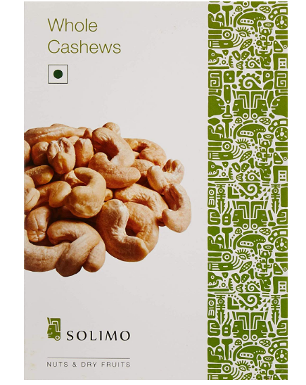 Solimo Premium Cashews