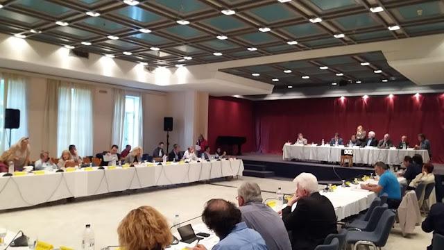 Πελοπόννησος: Περιφερειακό Συμβούλιο την Τετάρτη με 19 θέματα