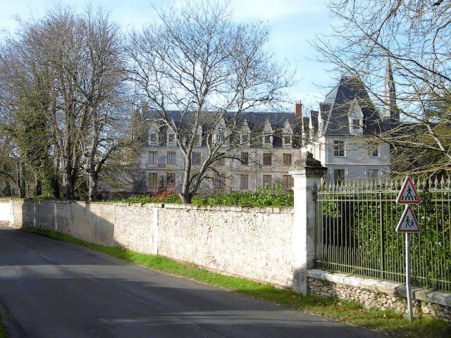Chateau de Reignac sur Indre, Indre et Loire, France. Photo by Loire Valley Time Travel.