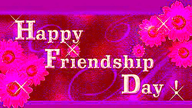 Friendship Day gif