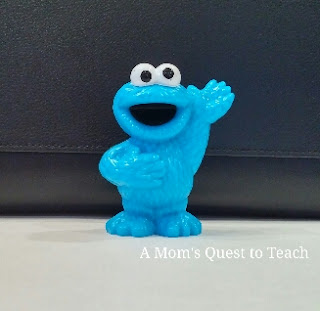 Sesame Street Toy - Cookie Monster
