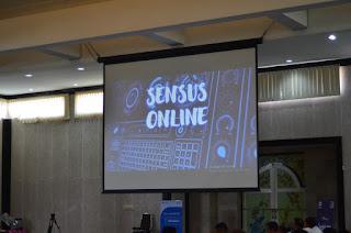 Launching Sensus Penduduk Online