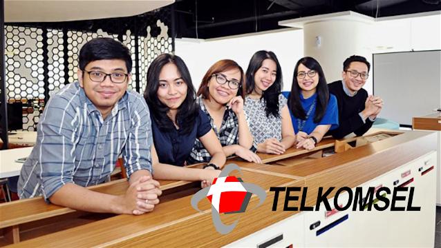 Lowongan Kerja Customer Service dan Front Office Grapari Telkomsel Penempatan Cilegon dan Serang
