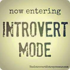 Introvert adalah