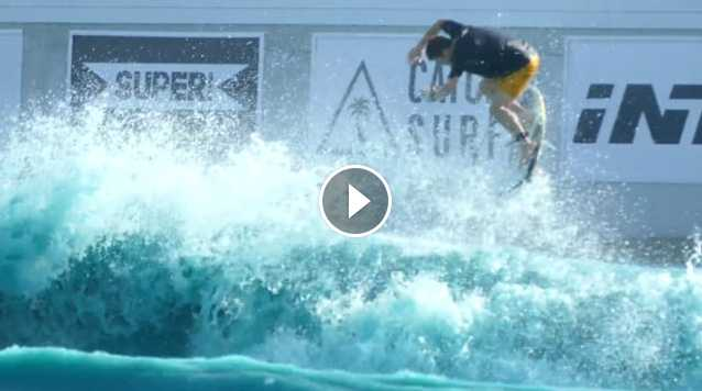 SAMURAI Waco Wavepool Session
