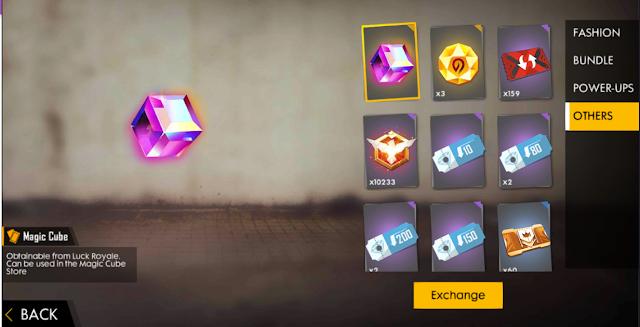 Cara Mendapatkan Magic Cube Gratis Free Fire Booyah Merdeka