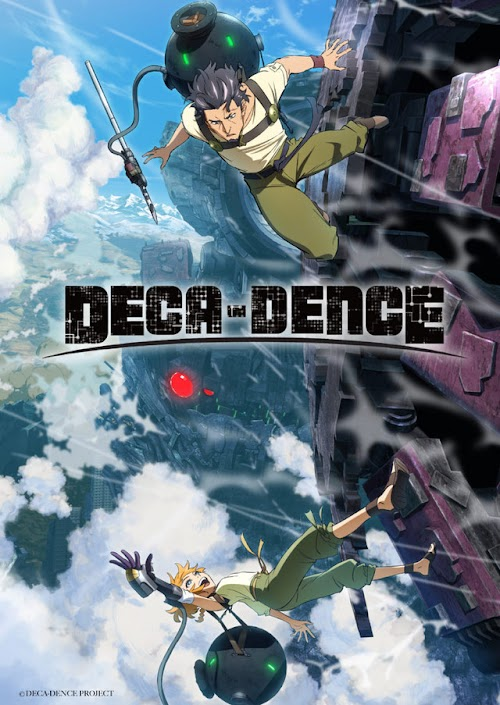 Descargar Deca-Dence [06 - ??][Sub Español][MEGA] HDL]