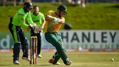 Ireland vs South Africa 2nd T20I 2021