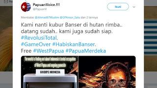 OPM Tantang Banser: Kami Nanti Kubur di Hutan Rimba, Datang Sudah, Kami Sudah Siap!