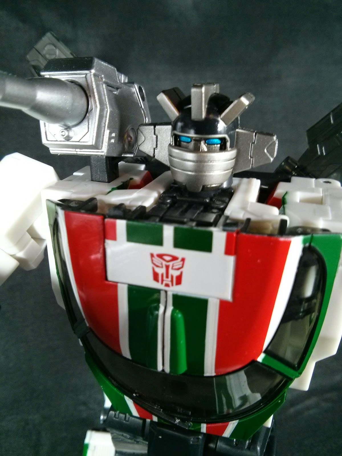 wheeljack g1 head
