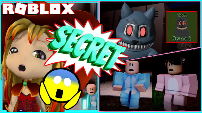 ROBLOX THE CAT! HOW TO GET THE SECRET TOM SKIN and ESCAPE CHAPTER 1 HOSPITAL