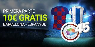 Luckia promocion Barcelona vs Espanyol 8-7-2020