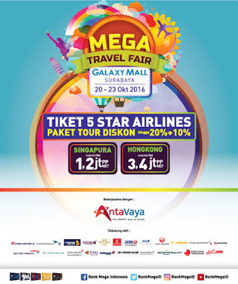 Mega Travel Fair Surabaya