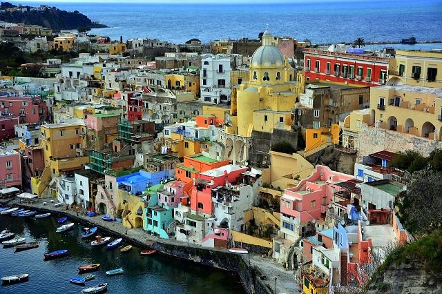 ilhas italianas