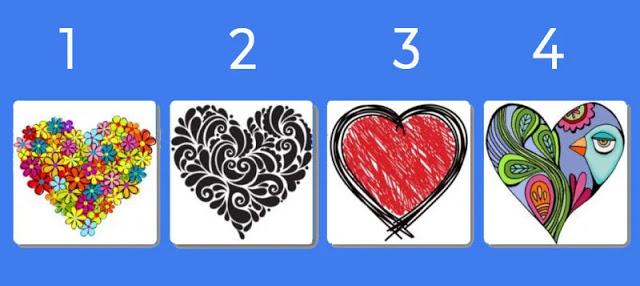 Выберите сердечко и узнайте, как улучшить ваши отношения с партнером!