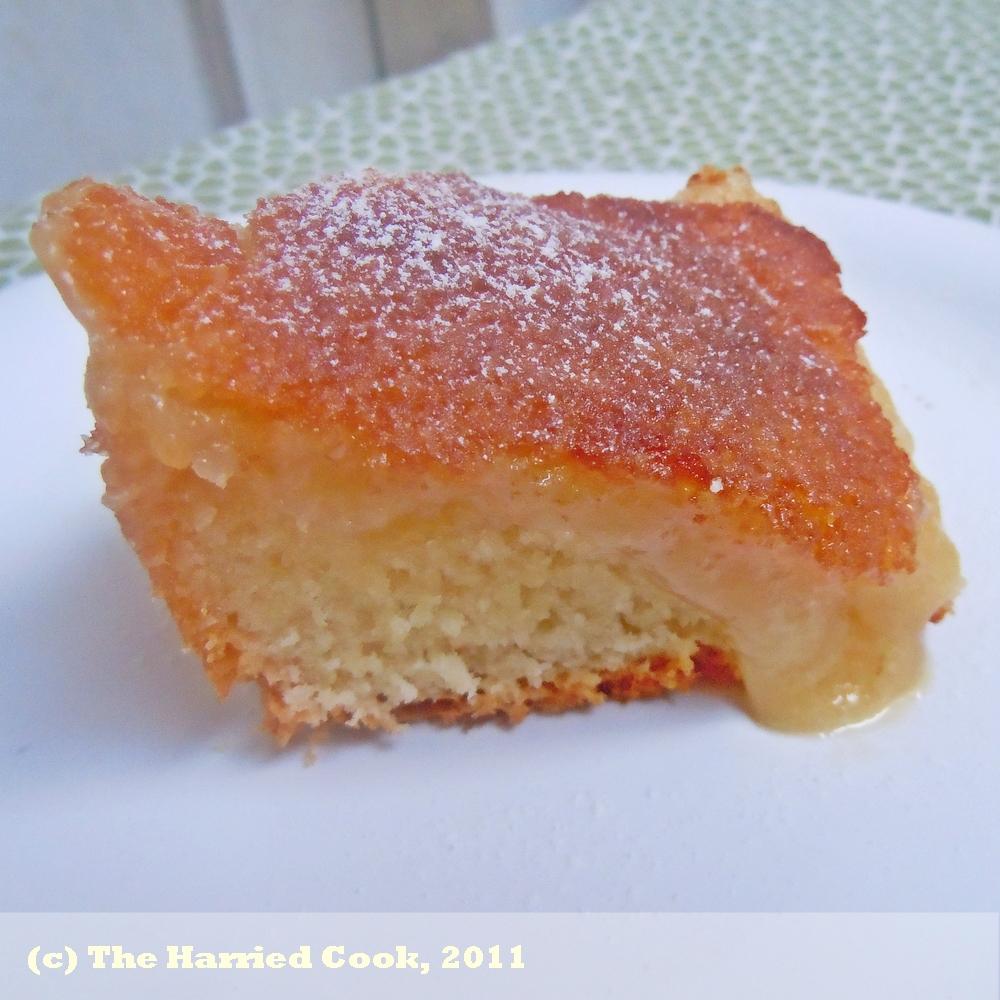 Gooey Butter Cake Recipe From Scratch