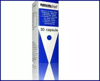 Rowachol capsule moi pareri forum eliminare calculi biliari