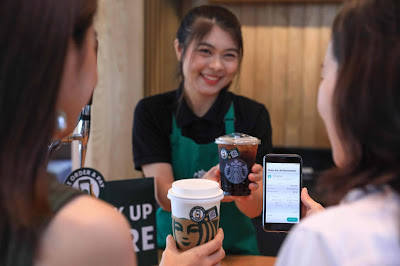Starbucks เปิดตัวฟีเจอร์ Mobile Order & Pay บนแอปฯ Starbucks Thailand  ยกระดับประสบการณ์ด้านดิจิทัล ให้ลูกค้าซื้อเครื่องดื่มและขนมผ่านแอปฯก่อนถึงร้าน แบบไม่ต้องรอคิว