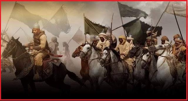 قوة المسلمين ضد المرتدين في معركة اليمامة