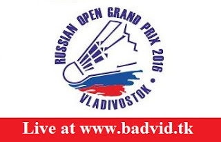 Russian Open Grand Prix 2016 live streaming and videos