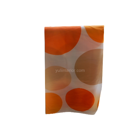 Polka Dots Design Bathroom Shower Curtain in Port Harcourt, Nigeria