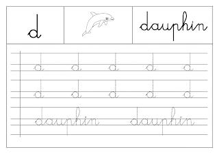 cahier d'écriture maternelle pdf