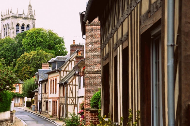 Normandië, charmedorpjes in Normandië, Normandische platteland, de mooiste dorpen van Frankrijk