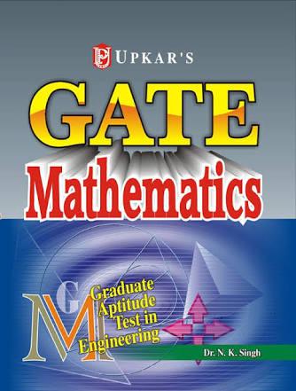 GATE MATHEMATICS BY N K SINGH