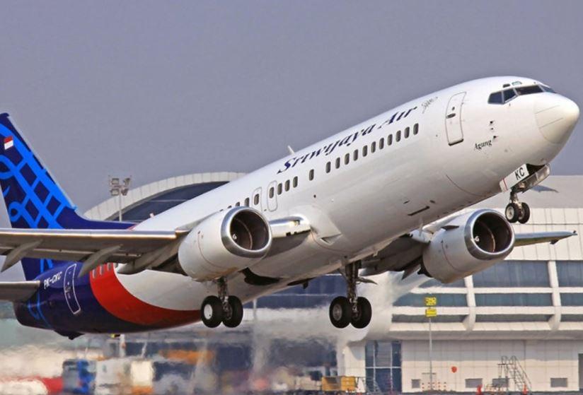 Indonesia's Sriwijaya Air Flight SJ182