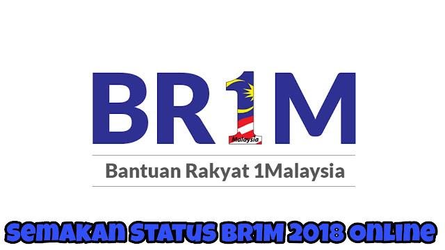 Semakan Status BR1M 2018 Online
