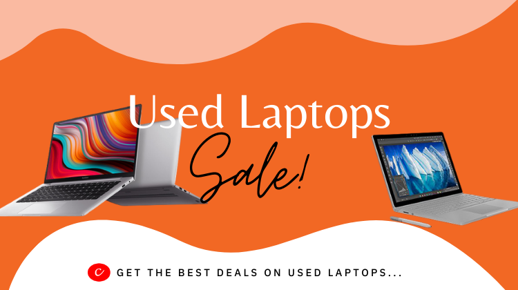 used laptops