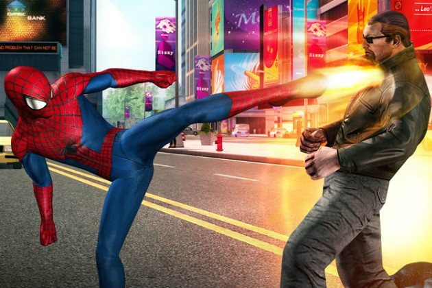 Highly Compressed The Amazing Spiderman Latest Version - Gaming Point