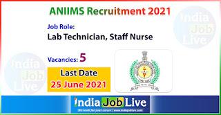 aniims-recruitment-2021-apply-5-posts-cardiac-cath-lab-technician-staff-nurse-vacancies-online-indiajoblive.com